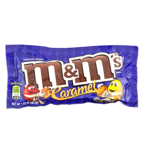 *NEW* M&M's® Caramel - 1.41 oz.