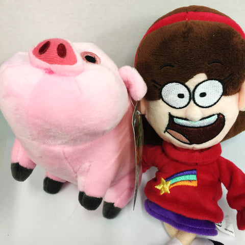 Disney's Gravity Falls™ - Mabel Pines & Waddles COMBO Plush