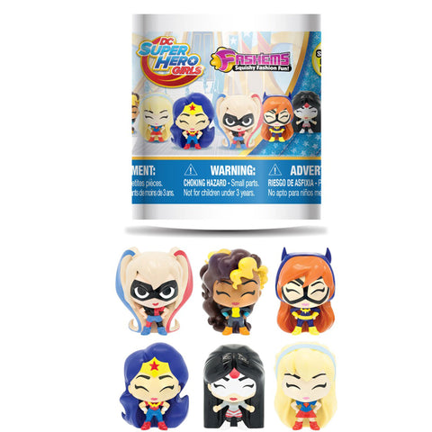 DC Superhero Girls Fash'ems