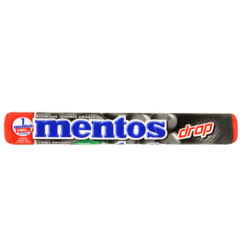 Mentos - Drop(Licorice Flavor), 1.32 oz.