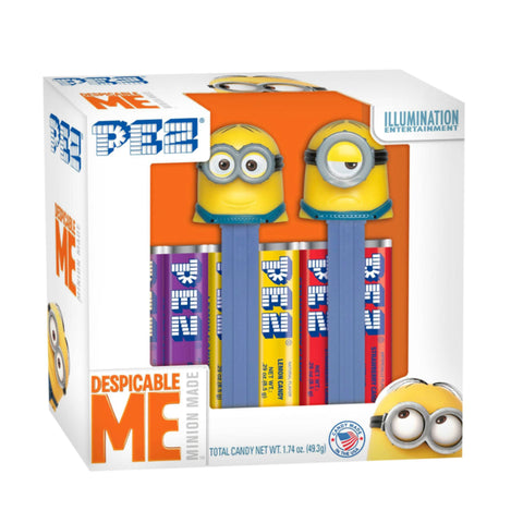 Despicable Me (Minions) PEZ® Set