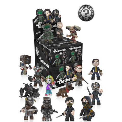 Funko Mystery Minis: Best of Bethesda