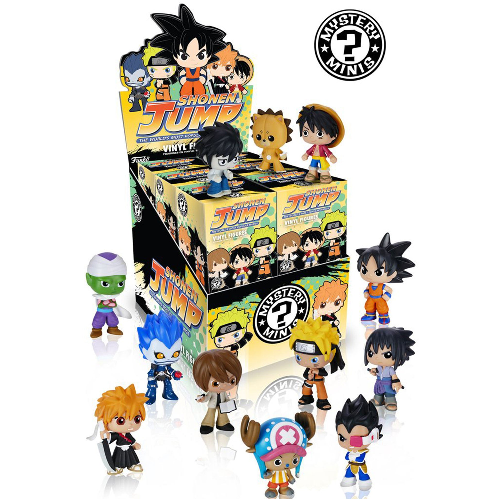 dragon blinds z mindzai anime piccolo box with minis action blind products vinyls ball