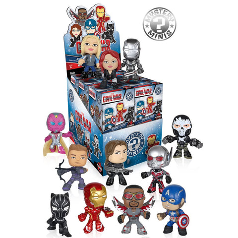 Mystery Minis Blind Box: Captain America: Civil War