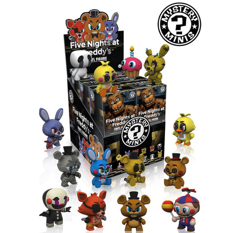 Mystery Minis Blind Box: Five Nights at Freddy's Series 1