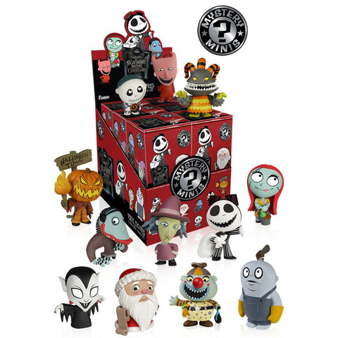 Mystery Minis Blind Box: The Nightmare Before Christmas
