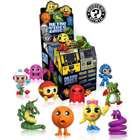 Mystery Minis Blind Box: Retro Video Games