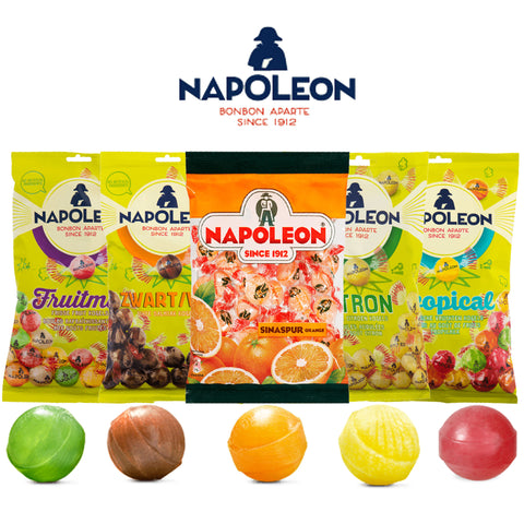 Napoleon Hard Candy - 5.29oz - 7.4 Bags