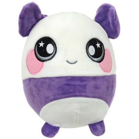 "Squeezamals Pet Series - Penny the Panda 8"" Plush"