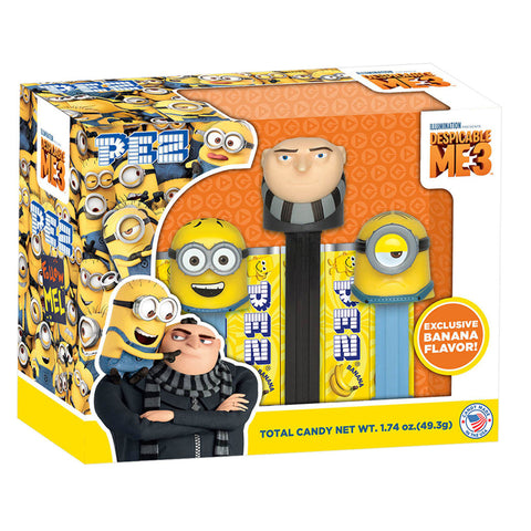 Despicable Me 3 PEZ® Set