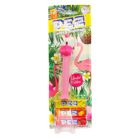 *LIMITED EDITION* PEZ® Pink Flamingo Blister Pack