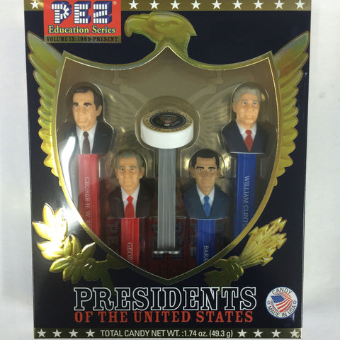 Pez® Presidents Vol. IX: 1989-Present