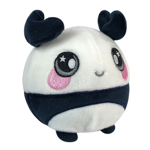 "Squeezamals Pet Series - Pip the Panda 3.5"" Plush"