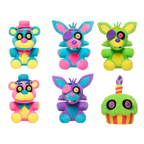 Funko Collectible Plush: Five Nights at Freddy's: Blacklight Assortment