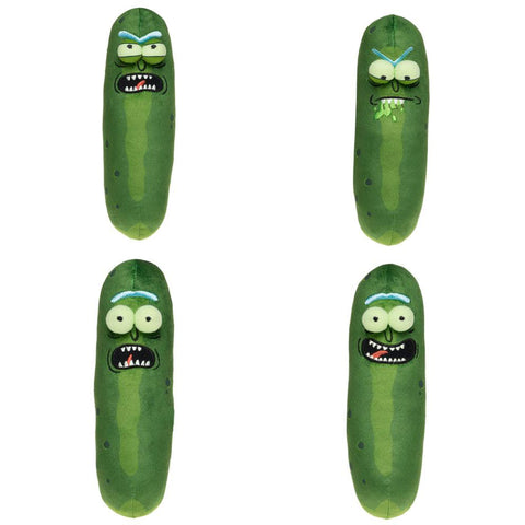 "Funko Plush: Rick & Morty - 7"" Pickle Rick Assortment"
