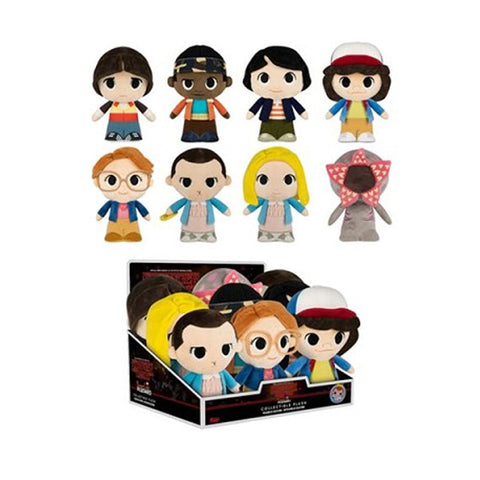 Funko Super Cute Plushies: Stranger Things - Assortment