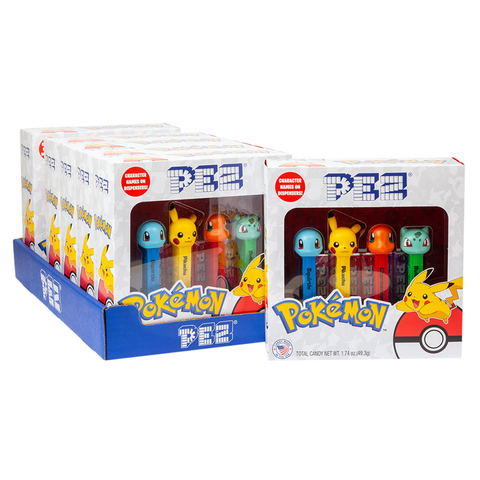 PEZ® Pokémon Gift Set - 1.74 oz.
