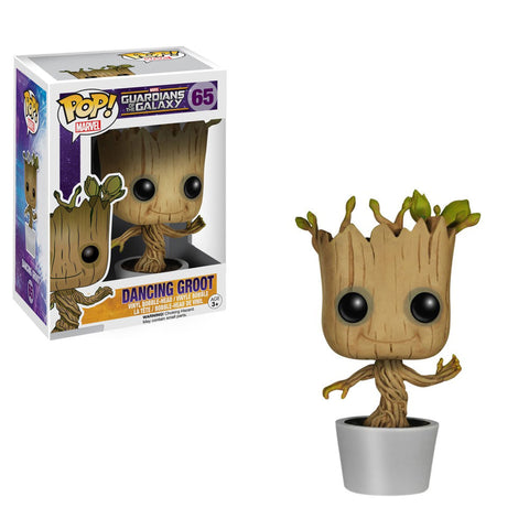 Funko POP! Marvel: Marvel Guardians of the Galaxy - Dancing Groot