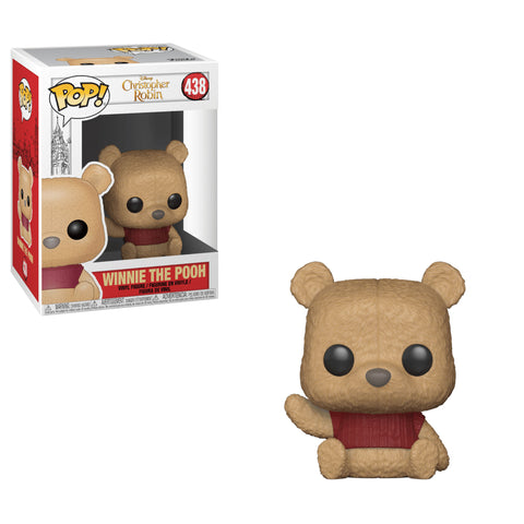 Funko POP! Disney: Christopher Robin Movie - Winnie the Pooh