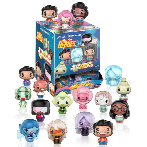 Pint Size Heroes: Steven Universe