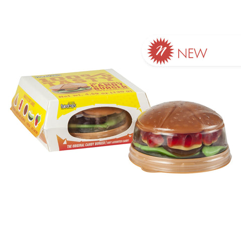 *NEW* The Original Gummy Hamburger