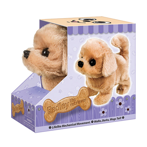 Redley the Retriever - Battery Operated Animatronic Pet