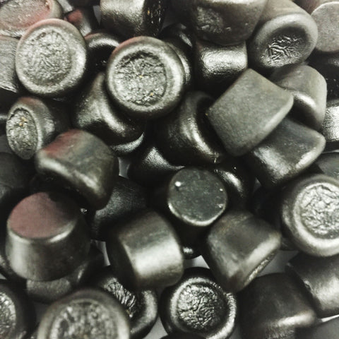 Dutch Licorice Salty Buttons