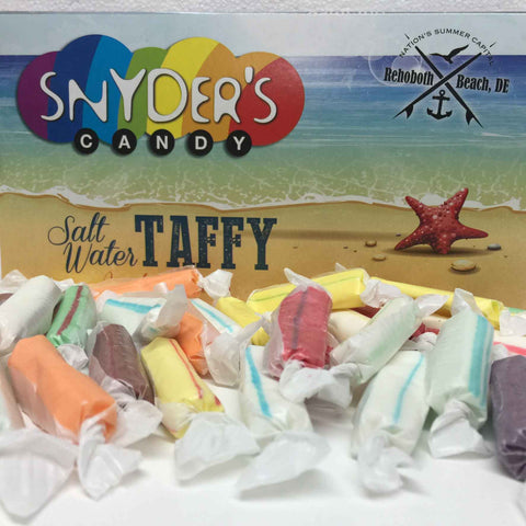 Taffy and Licorice Promo
