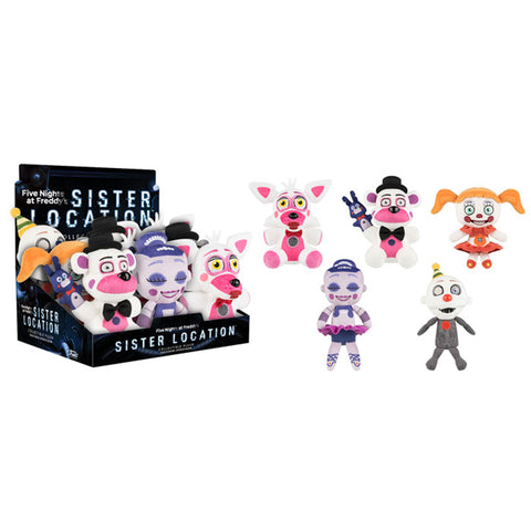 Collectible Plushies: Five Nights at Freddy's™ - Sister Location™