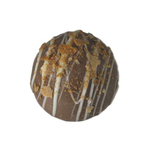 Large Milk S'Mores Truffle