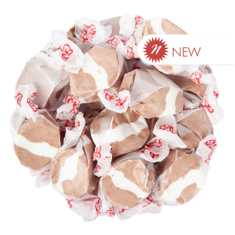Cookies n' Cream Taffy Kisses
