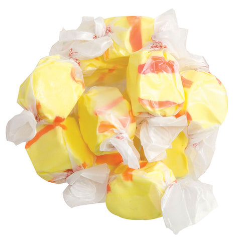 Banana Taffy Kisses