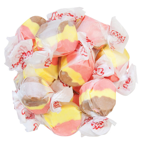 Banana Split Taffy Kisses