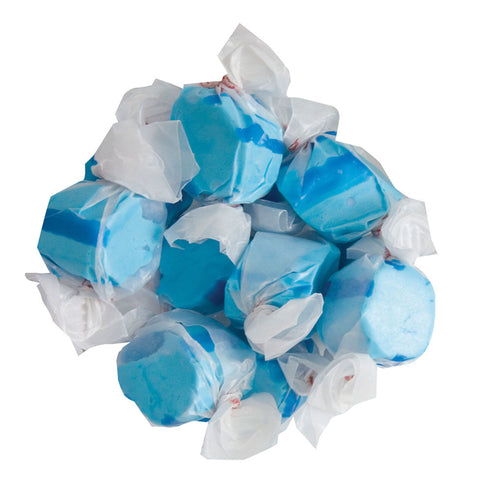 Blue Raspberry Taffy Kisses
