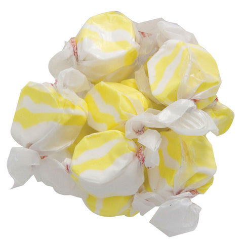 Buttered Popcorn Taffy Kisses