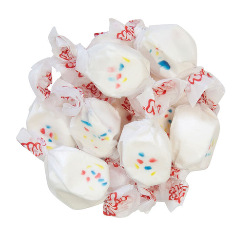 Frosted Cupcake Taffy Kisses