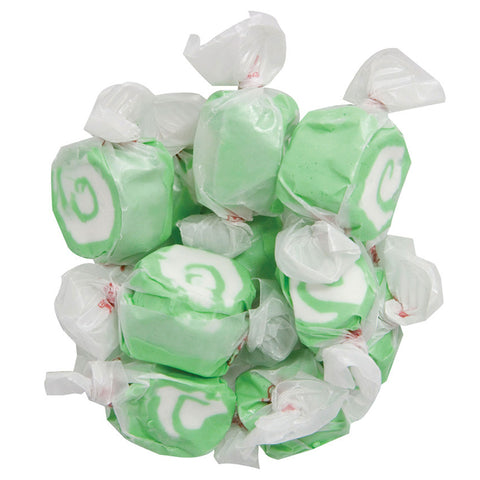 Key Lime Taffy Kisses