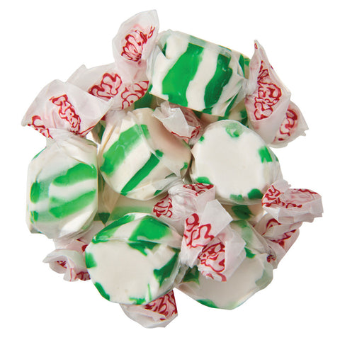 Spearmint Taffy Kisses