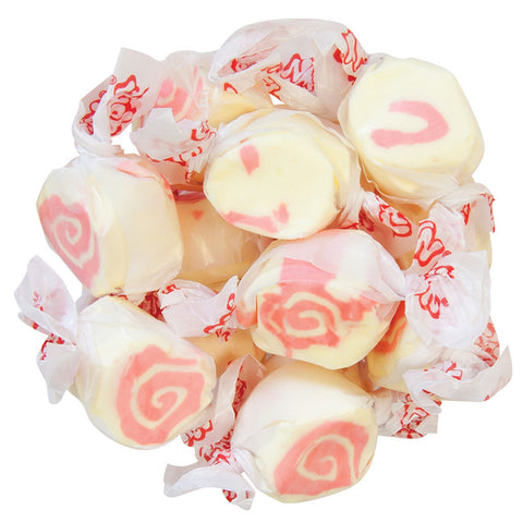 Strawberry Cheesecake Taffy Kisses