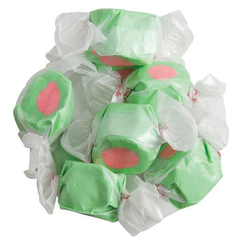 Watermelon Taffy Kisses