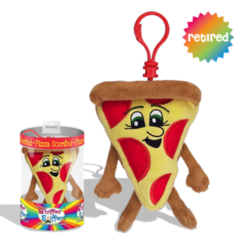 The Original Whiffer Sniffer™ - Tony Pepperoni Backpack Clip (Retired)