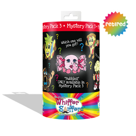 The Original Whiffer Sniffer™ - Mystery Pack #3 (Retired)