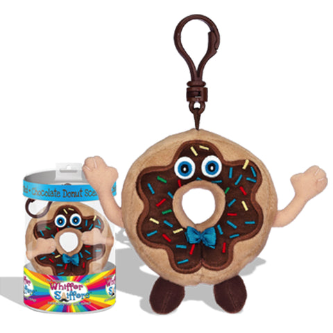 The Original Whiffer Sniffer™ - Freddy Frosting Backpack Clip