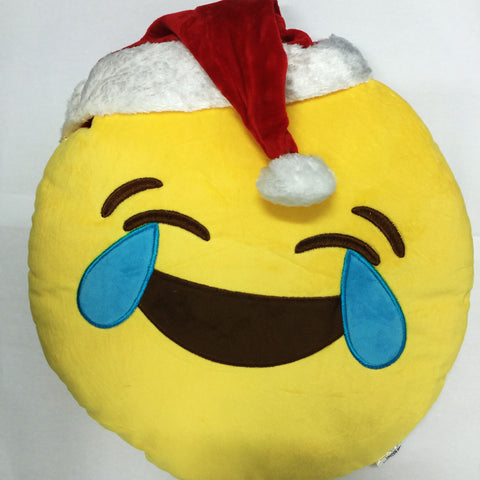 EMOJI™ - Holiday Emoji Pillows