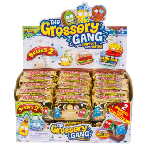 The Grossery Gang Series 2 Yuck Bar Surprise Pack