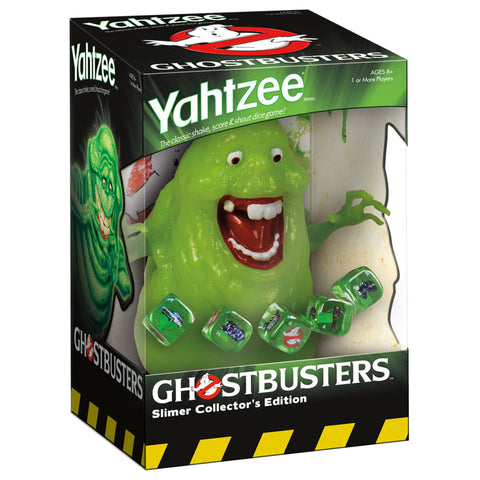 YAHTZEE®: Ghostbusters™ Slimer Collector's Edition
