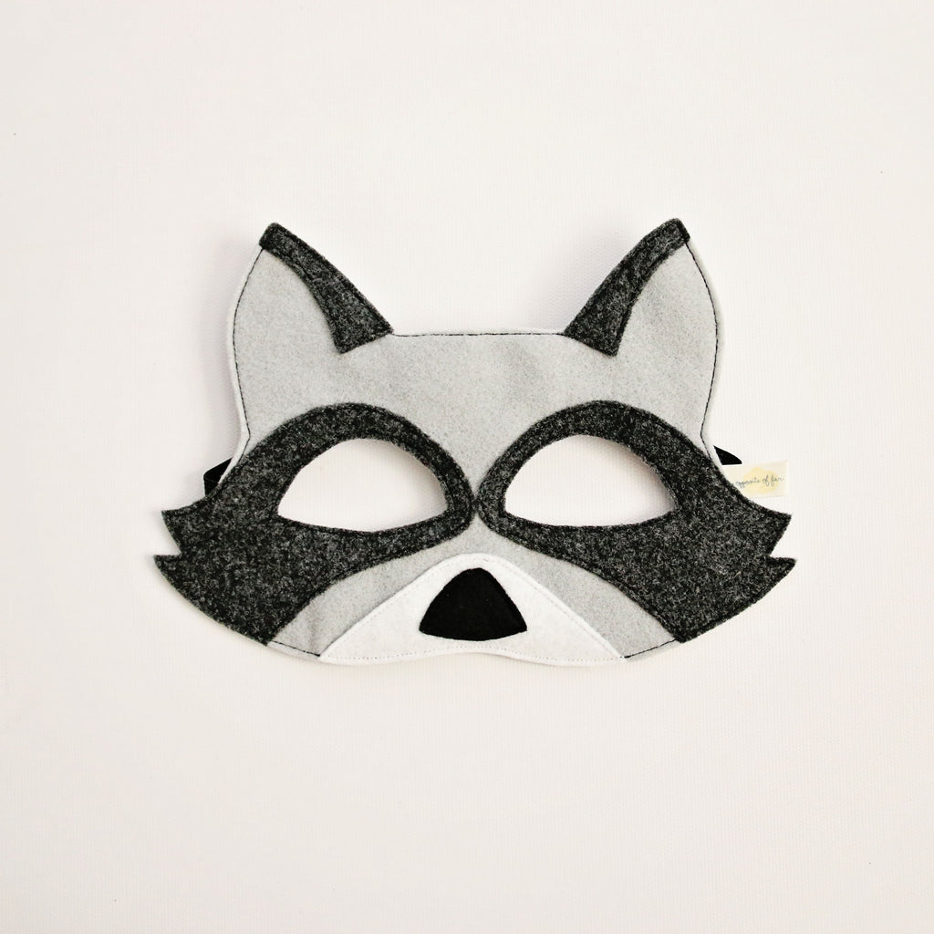 RACCOON Mask | Opposite of Far Raccoon Eye Mask