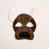 BISON- Mask, Tail