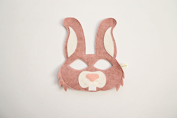 RABBIT- Mask, Ears, Tail, Paws