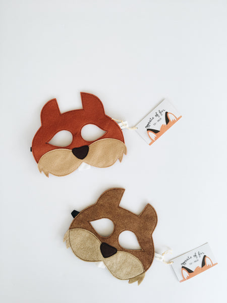 SALE SQUIRREL Mask